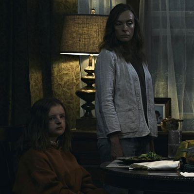 How Scary Is The Horror Movie Hereditary With Toni Collette