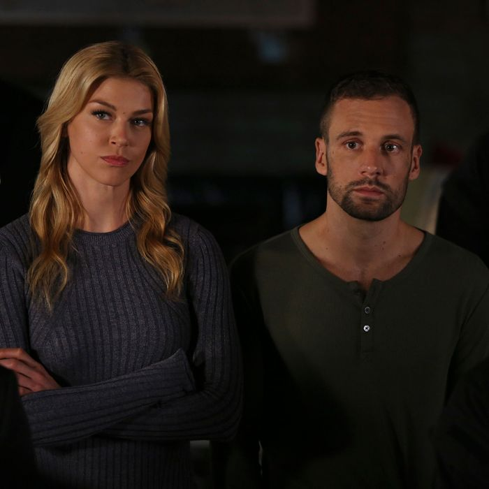 ADRIANNE PALICKI, NICK BLOOD