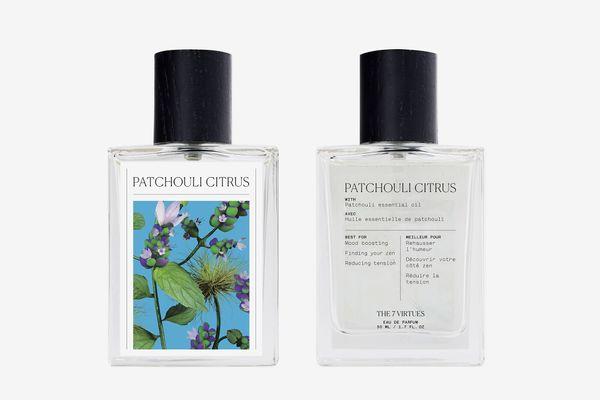 The 7 Virtues Patchouli Cirtus Eau de Parfum