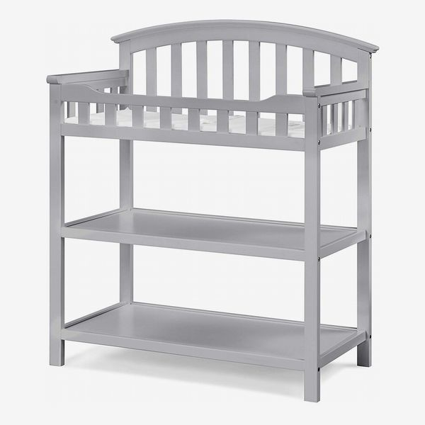 Graco Changing Table with Water-Resistant Change Pad and Safety Strap