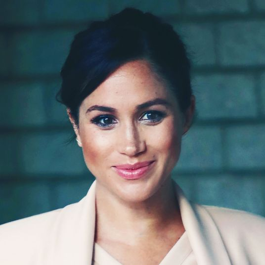 Meghan Markle In Labor With Royal Baby