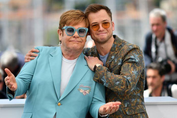 Watch Elton John and T...