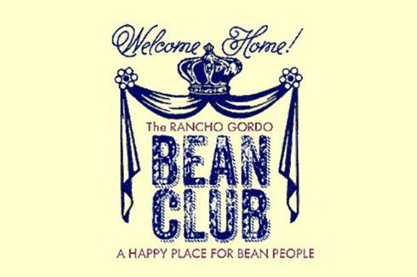 The Rancho Gordo Bean Club