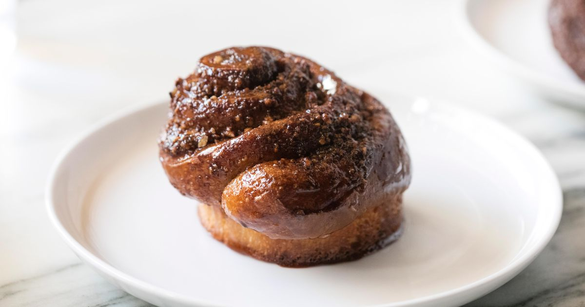The Absolute Best Sticky Bun in New York