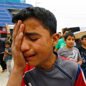 IRAQ-CONFLICT-UNREST
