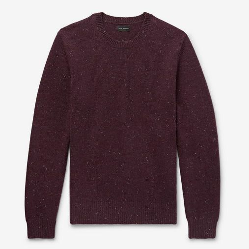 Club Monaco Mélange Merino Wool Sweater