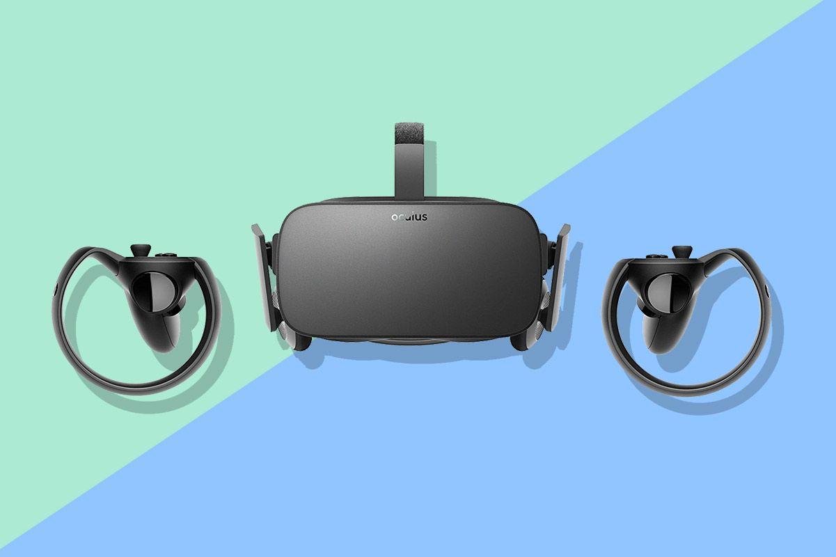 Oculus Rift - Virtual Reality Headset