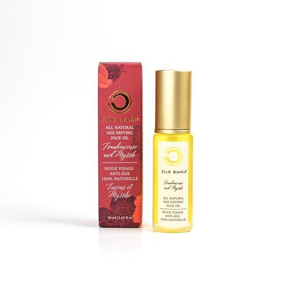 Ellie Bianca Frankincense and Myrrh Face Oil
