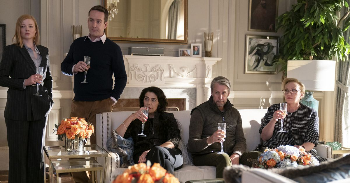 Every Succession Episode Is a Self-Contained Explosion