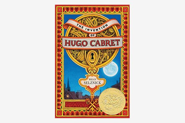 The Invention of Hugo Cabret, by Brian Selznick