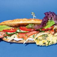 The Return of the Super-Colossal, Economy-Size Sandwich