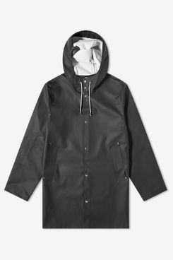 Stutterheim Stockholm Raincoat (Black)