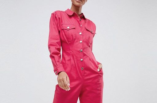 Asos Boilersuit with Waisted Detail