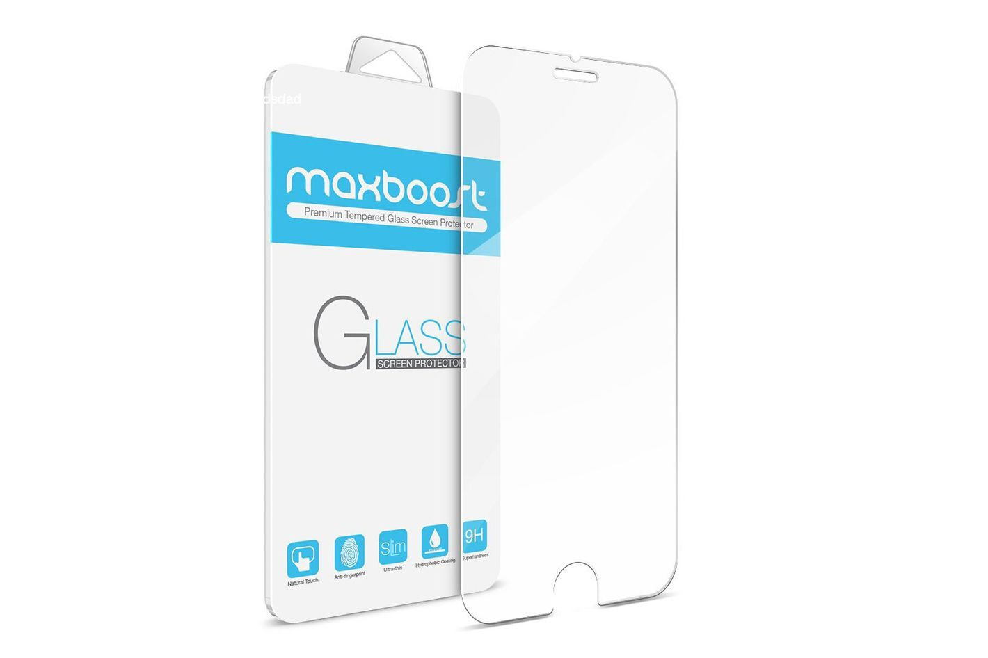 Maxboost iPhone Screen Protector