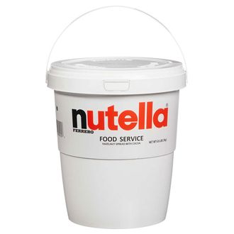 Costco Selling 7-Pound Nutella Tubs