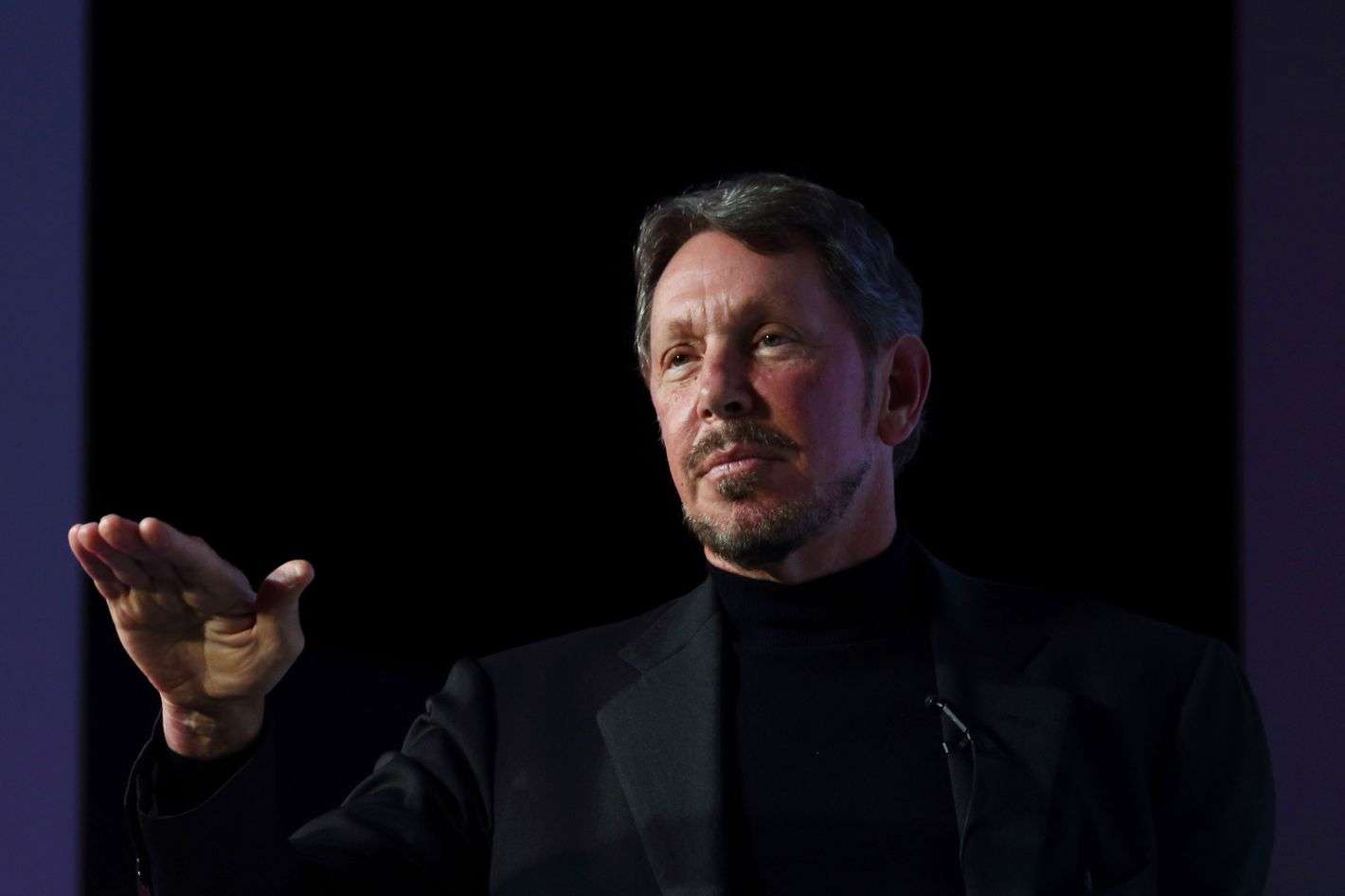 Oracle CEO Larry Ellison Is Stepping Down to Spend More Time With His Yachts