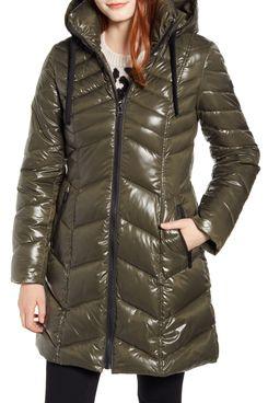 sam edelman hooded puffer jacket olive - strategist nordstrom half yearly sale best deals