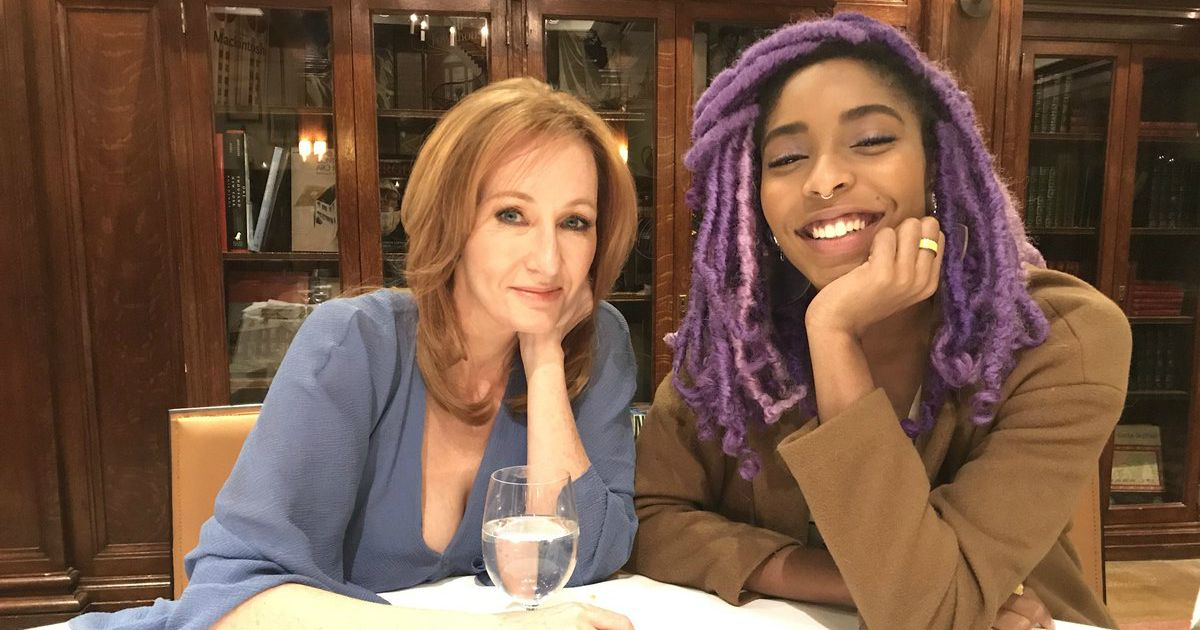 Jessica Williams Joins J.K. Rowling to Announce Her Fantastic Beasts Character