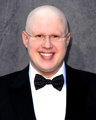 Actor Matt Lucas arrives at the 17th Annual Critics' Choice Movie Awards held at The Hollywood Palladium on January 12, 2012 in Los Angeles, California.