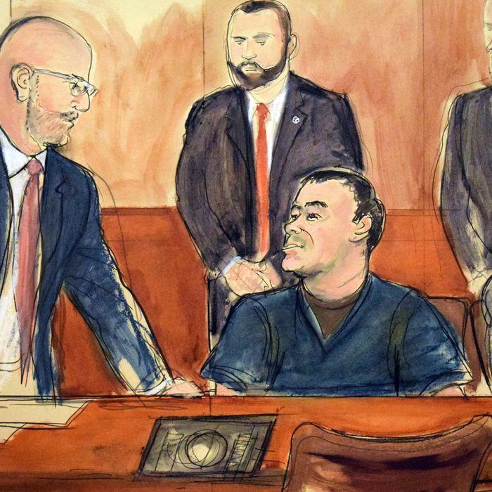 The El Chapo Defense: He's No Kingpin, He's a Henchman