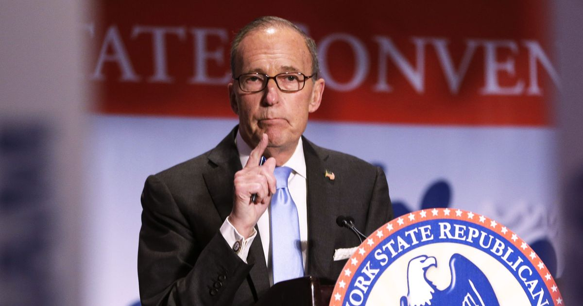 Trump's New Economic Adviser Lawrence Kudlow Has Been Wrong About Everything