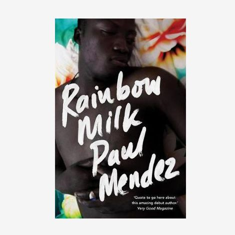 """Rainbow Milk"", by Paul Mendez"