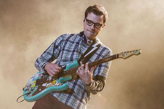 Weezer With SPEAK In Concert - Austin, TX