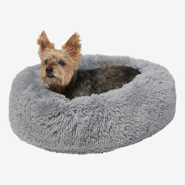 Frisco Eyelash Cat & Dog Bolster Bed (Small)