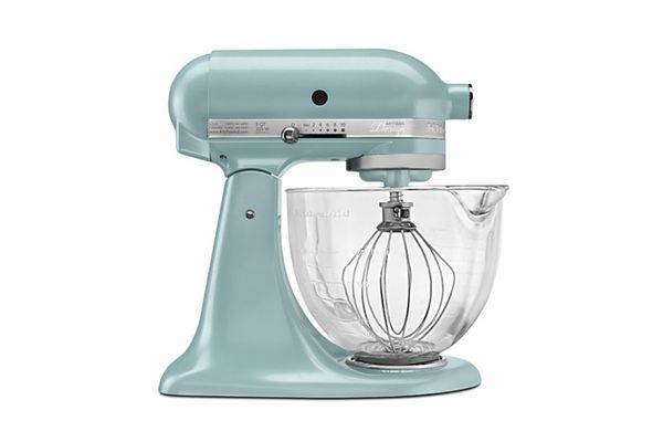 KitchenAid Artisan Design Stand Mixer With Glass Bowl