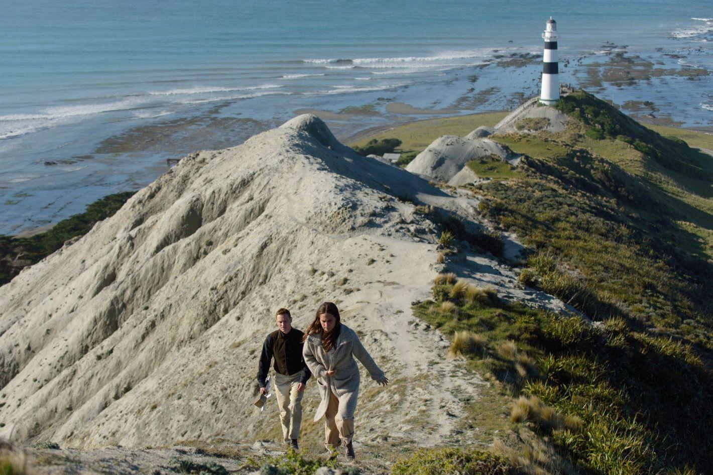 'The Light Between Oceans' Director Derek Cianfrance: 'It's About Human Forgiveness'