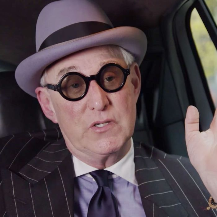 The Many Looks of Roger Stone a39c4a7c1034