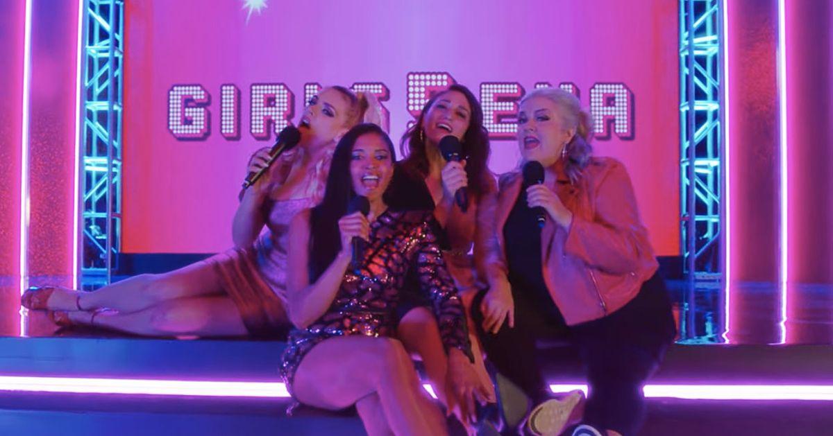 The Girls5Eva Teaser Will Make You Forget Basic Math - Vulture