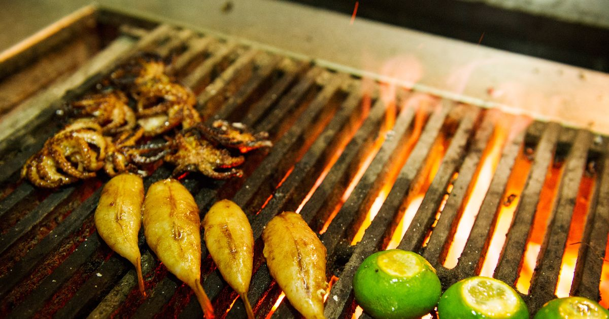 Live Fire: 16 New York Restaurants With Tricked-Out Grills