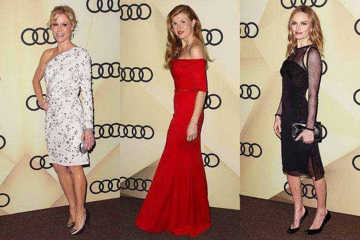 Julie Bowen, Connie Britton, and Kate Bosworth.