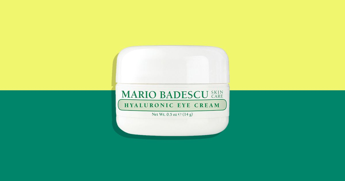 This Rio-Approved Mario Badescu Eye Cream Is 50 Percent Off Today