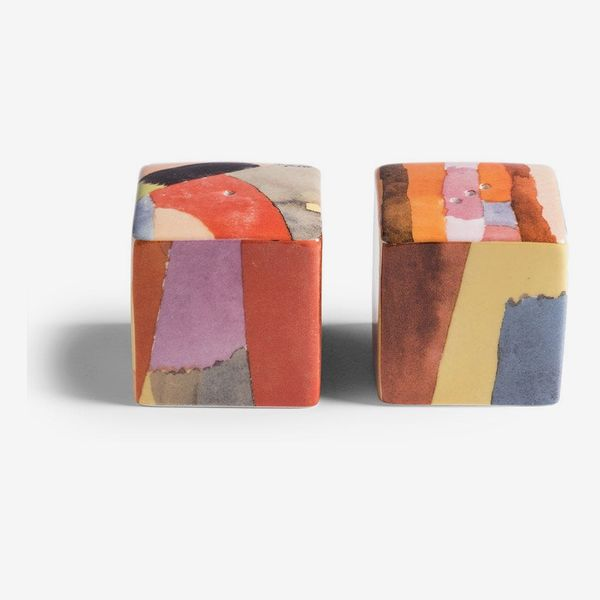 Klee Vaulted Chambers Salt and Pepper Shakers