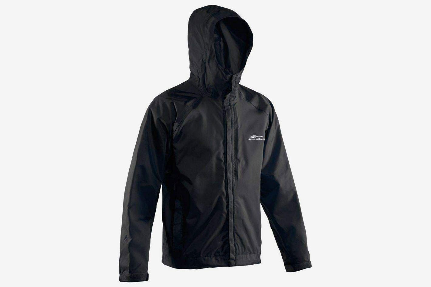 419d8ecef99 Best lightweight shell rain jacket. Grundéns Weather Watch Hooded Fishing  Jacket