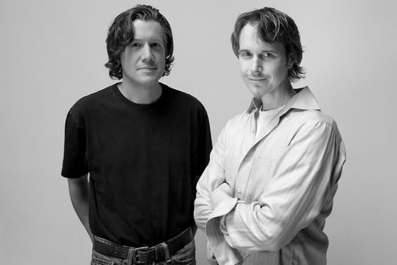 Nick Kokonas and Grant Achatz.