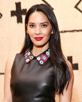Olivia Munn believes in anti-aging Japanese potatoes and carbs.