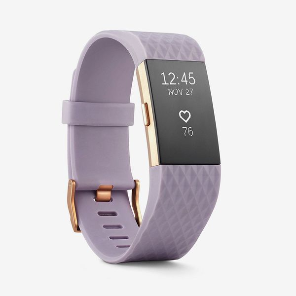 fitbit c harge 2 lavender rose gold special edition - strategist fitness trackers on sale