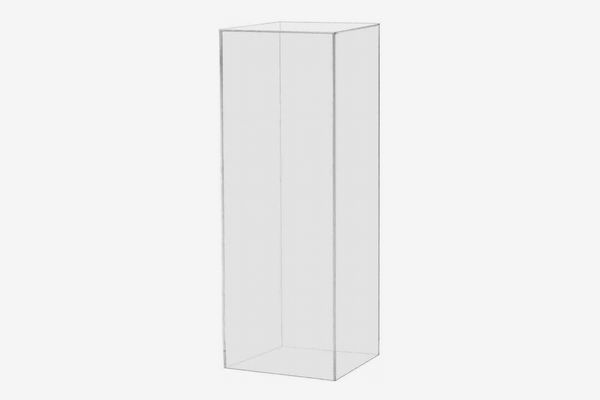 Marketing Holders Acrylic Sculpture-Display Pedestal