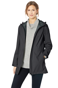 Amazon Essentials Women's Waterproof Rain Jacket