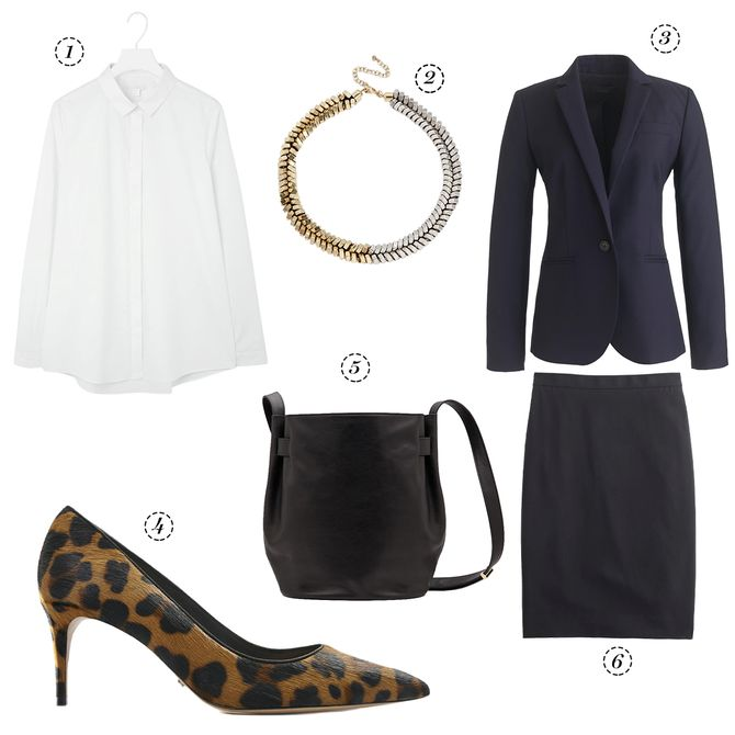 4 Ways to Rethink Your Skirt Suit -- The Cut