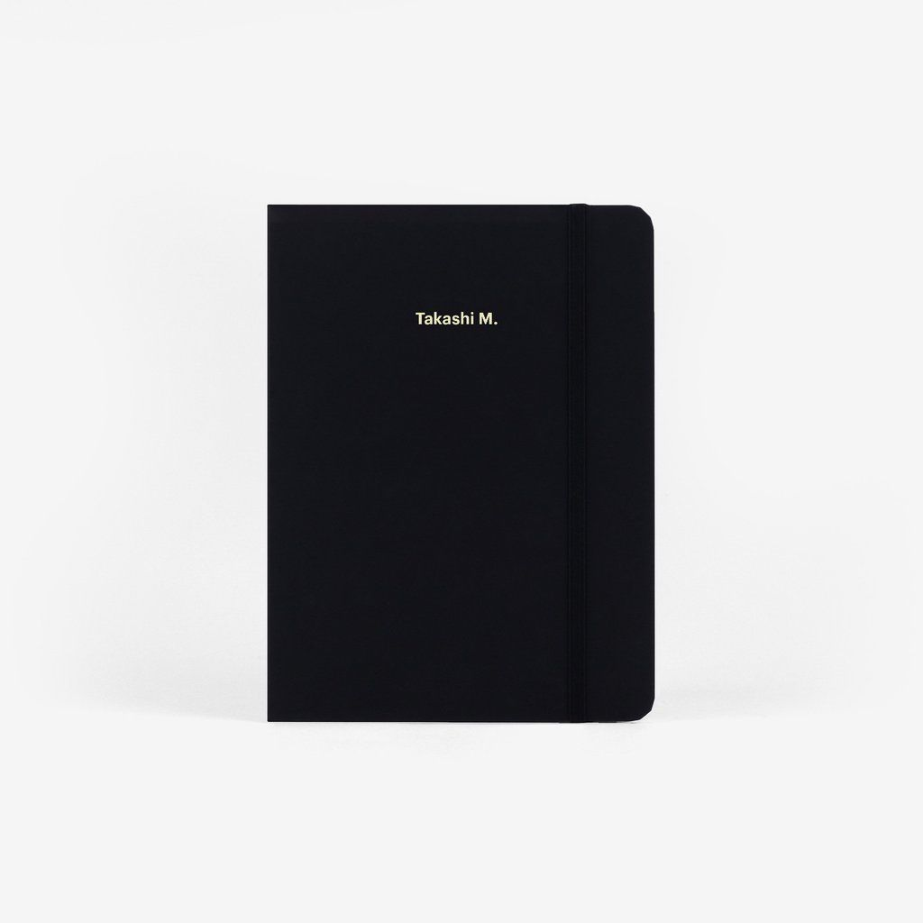 Mossery Hardcover Threadbound Notebook