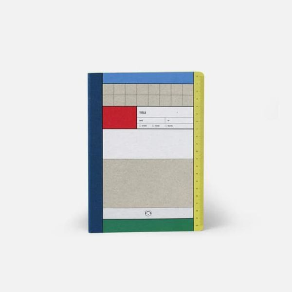 Papier Tigre Notebook A5 Mixed Module