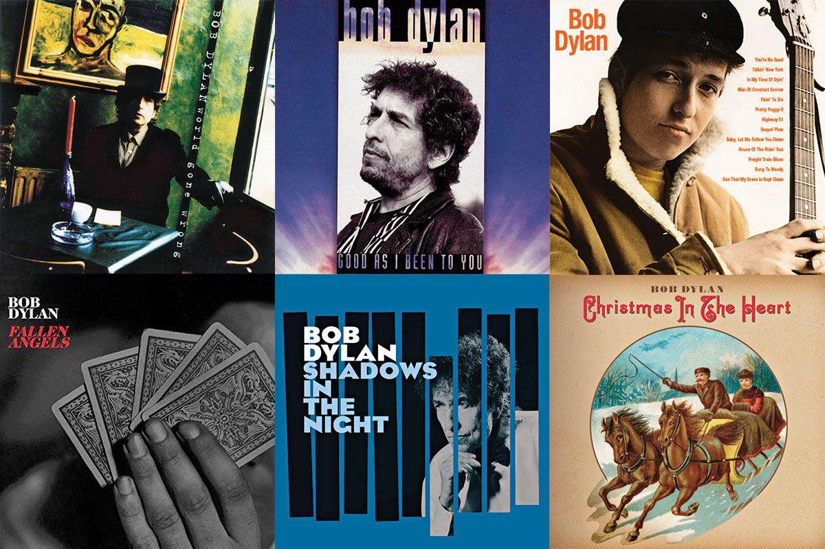 Breaking Down Bob Dylan\'s Longstanding Love of Cover Songs