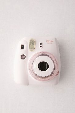 Fujifilm UO Exclusive Instax Mini 9 Clear Pink Instant Camera