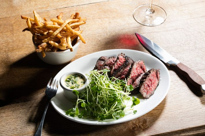 The Absolute Best Steak-Frites in NYC