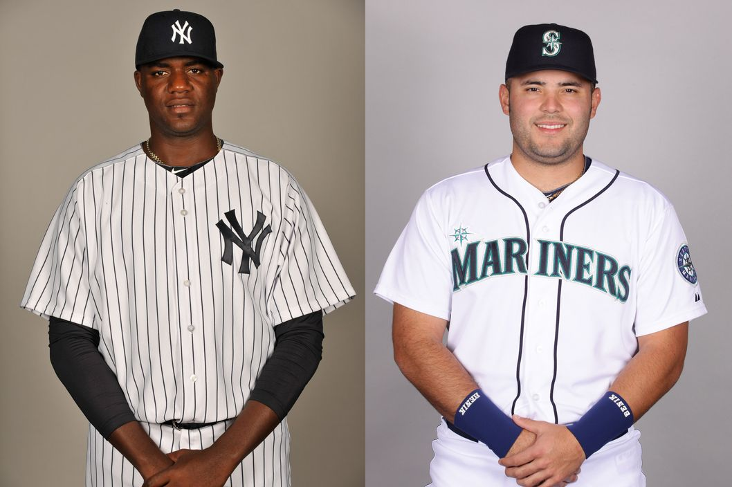 Michael Pineda and Jesus Montero.