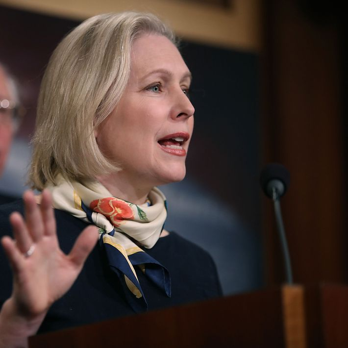Gillibrand on 2020 presidential run: 'I'm ruling it out'